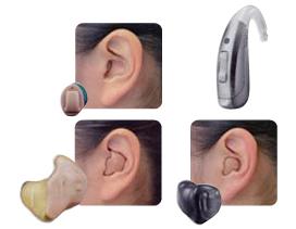 補聴器の説明と機種選び