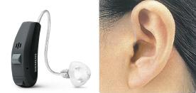 耳かけ型補聴器(小型)